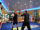 Onboard Boxing Ring